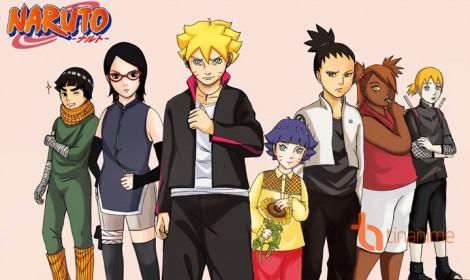Những bí ẩn về truyện tranh Naruto Gaiden Hokage đệ thất