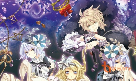 """Otome Game 18+ """"Trick or Alice"""" sẽ phát hành thêm phiên bản OVA anime mới."""