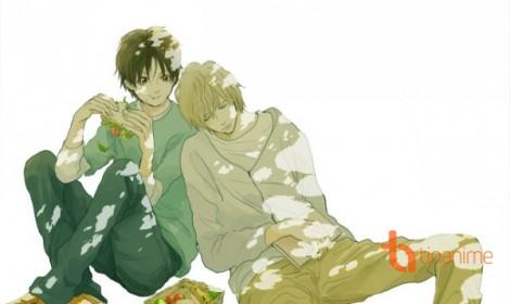 Manga boy-love Hidamari ga Kikoeru chính thức có live-action