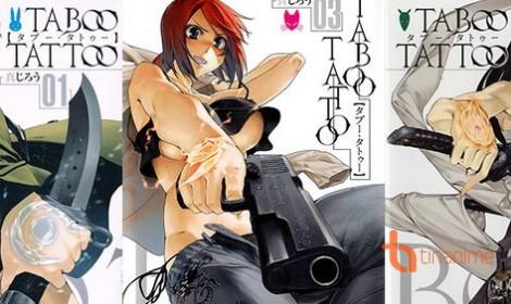 """TV anime """"Taboo Tattoo"""" ra mắt các nhân vật mới"""