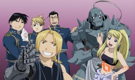 Manga Fullmetal Alchemist sẽ có live-action trong mùa Đông 2017