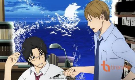 Đan Thuyền (Fune wo amu) chính thức được chuyển thể thành anime.