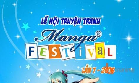 Lễ hội mùa hè Manga Festival 2016 sắp được tổ chức tại TP HCM