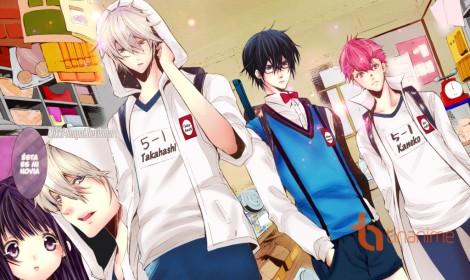 """Anime """"First Love Monster"""" sẽ ra mắt vào ngày 2/7"""