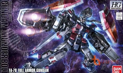 "Anime ""Gundam Thunderbolt"" tung trailer lồng tiếng tiếng Anh"