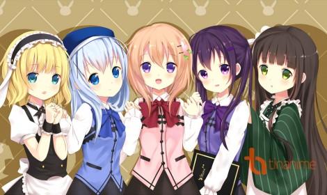 Anime Usagi Desu Ka có thêm tập phim đặc biệt
