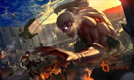 Mùa 2 của 'Attack on Titan' sẽ tạm ngừng phát sóng