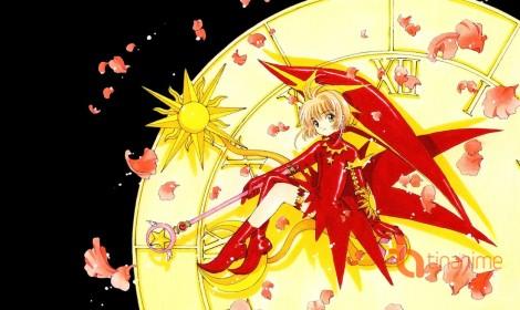 Trở lại tuổi thơ cùng với phiên bản anime và phần mới của manga Cardcaptor Sakura