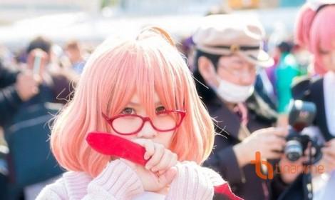 Bộ ảnh lung linh của các cosplayer tại sự kiện Anime Japan 2016