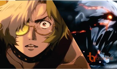 Bảng xếp hạng anime mùa xuân 2016 tuần 4