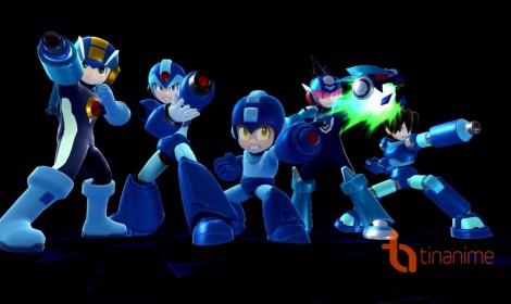 Series phim hoạt hình Mega Man sẽ ra mắt vào năm 2017