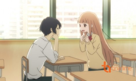 10 cặp đôi được yêu thích nhất anime mùa Xuân tuần 5