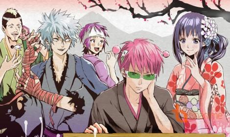 Anime Saiki Kusuo no Psi Nan công bố poster chính thức và ngày ra mắt phim