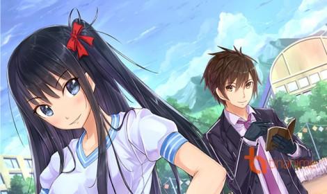 Tiểu thuyết fantasy 'Eiyuu' Kaitai sẽ có anime