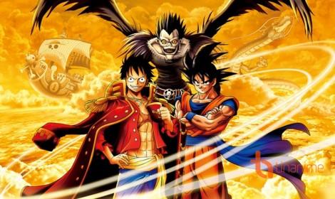 Dragon Ball Z và One Piece sẽ có phim 4D