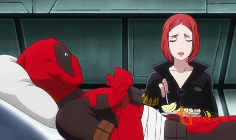 """Hoạ sĩ manga Santa Inoue ủng hộ """"Deadpool"""" ra mắt tại Nhật Bản"""