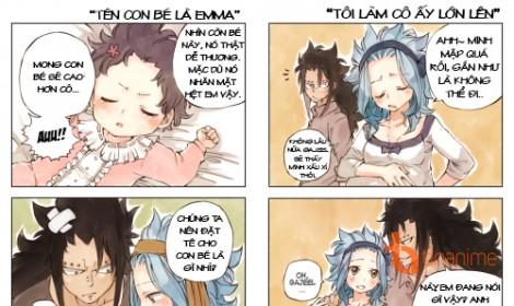 [Doujinshi] Prompt 3 (Parenthood)