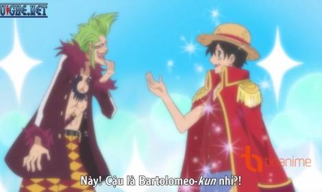 [Preview] One Piece sẽ có anime ngoại truyện trước Arc Zou