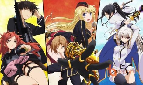 Anime Qualidea Code tiếp tục khiến các fan háo hức với dàn diễn viên mới