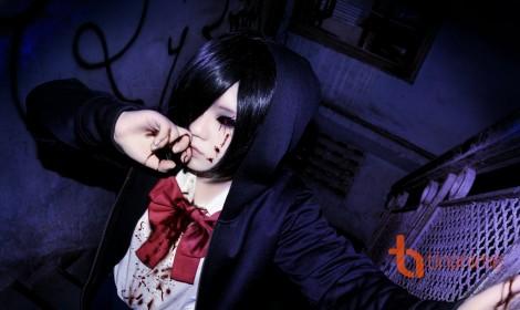 Ám ảnh với những hình ảnh cosplay Tokyo Ghoul - phần 2
