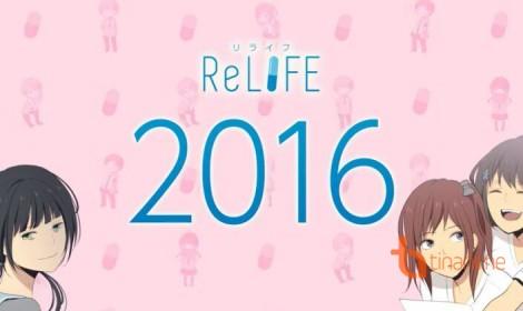 Bom tấn ReLIFE tung promo video thứ 2 dậy sóng cộng đồng otaku
