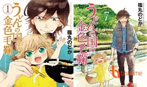 Udon no Kuni no Kiniro Kemari ra mắt promo đầu tiên và những thông tin cực hot khác