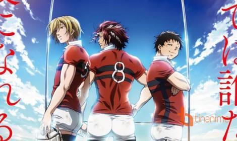 Anime bóng bầu dục All Out - sôi động cầu trường