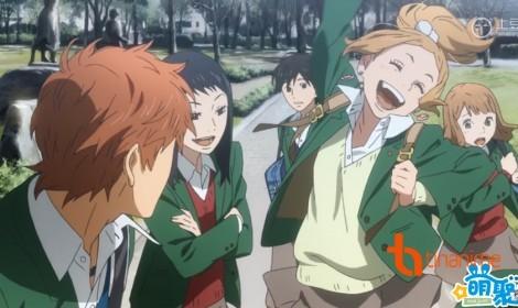 """Anime """"Orange"""" tiếp tục những bước chạy đà cuối cùng với promo video thứ 3"""