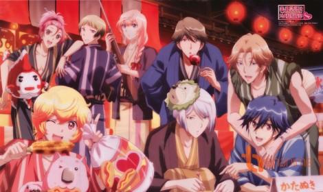 Preview Anime Mùa Hè 2016 - Phần 2
