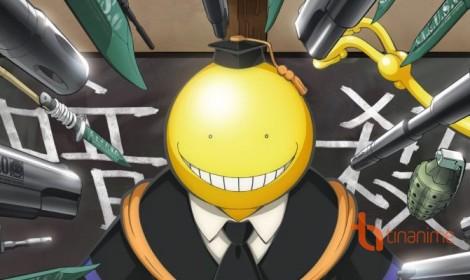 Thông báo quan trọng của ngoại truyện Assassination Classroom (Koro-sensei Q!)