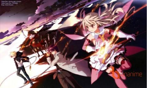 Fate/kaleid liner Prisma Illya 3rei!! ra mắt video quảng cáo cực hot