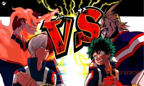 Boku no Hero Academia chính thức có mùa thứ 2