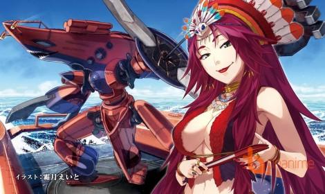 "Những ""nữ thần"" trong anime"