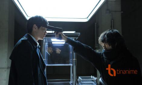 Hé lộ 2 cảnh đầy kịch tính trong Death Note phiên bản live - action