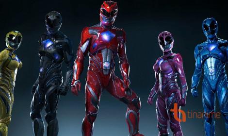 Power Rangers phiên bản phim truyền hình - những tiết lộ mới nhất từ Bryan Cranston