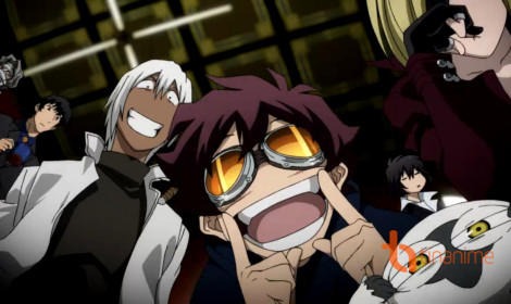 5 bộ anime tương tự như Bungou Stray Dogs