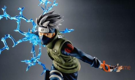 Bộ figure Naruto sắc nét đến từng chi tiết!