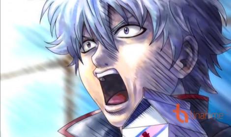 Manga Gintama sẽ được chuyển thể thành Live-Action vào năm 2017