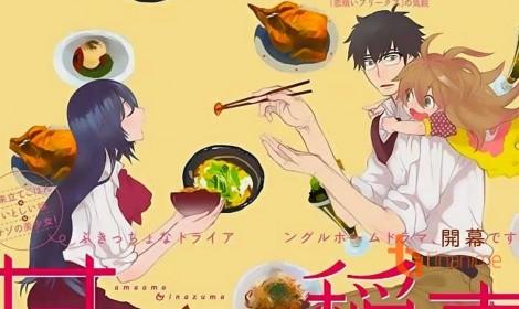 "Anime ""Sweetness and Lightning"" sẽ ra mắt vào 4/7"