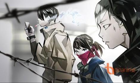 """Anime """"Hitori no Shita the outcast"""" - một sản phẩm của Nhật Bản và Trung Quốc"""