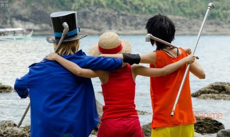 Bộ cosplay Tình bạn của những hải tặc (One Piece)