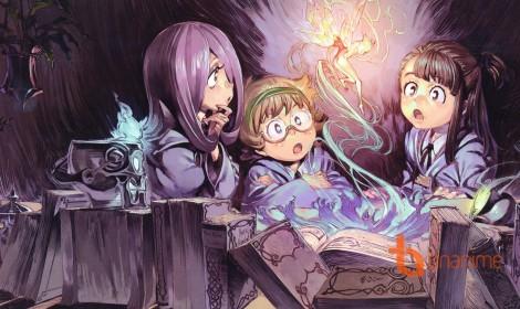 5 bộ anime phiêu lưu tương tự Harry Potter