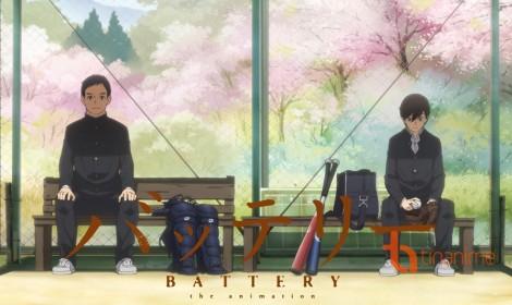 """Anime bóng chày """"Battery"""" có diễn viên mới tham gia và sẽ ra mắt vào 14/7"""