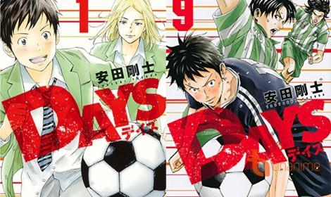 """Anime """"DAYS"""" ra mắt dàn diễn viên lồng tiếng khủng"""