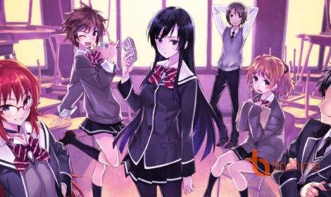 Hôm nay xem anime học đường nào?