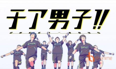 """Anime """"Cheer Danshi!!"""" ra mắt video quảng cáo đầu tiên"""