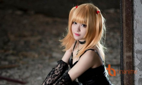 Bộ cosplay nàng Amane Misa xinh đẹp (Death Note)