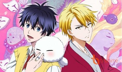 "TV anime ""The Morose Mononokean"" sẽ ra mắt vào ngày 28/6"