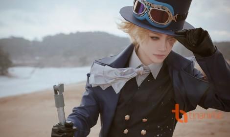 Những hình ảnh cosplay cực chất về chàng Sabo (One Piece)