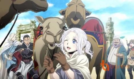 Heroic Legend of Arslan mùa 2 tung promo video tiết lộ nhân vật mới